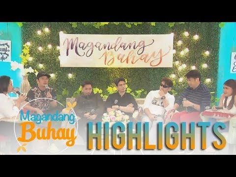 Magandang Buhay: Streetboys Reminisce Their Good Old Days