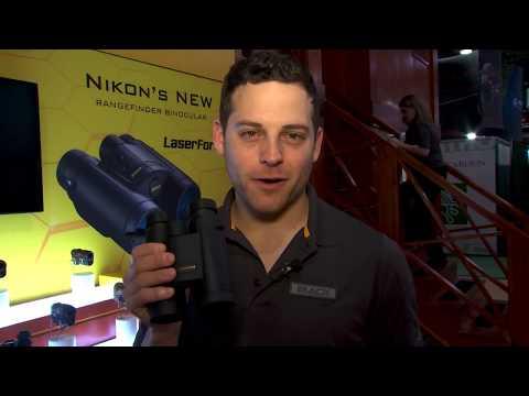 Nikon's New Rangefinding Binoculars