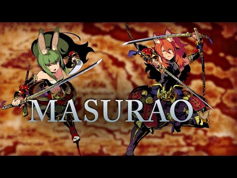 Etrian Odyssey V: Beyond the Myth Official Masurao Trailer