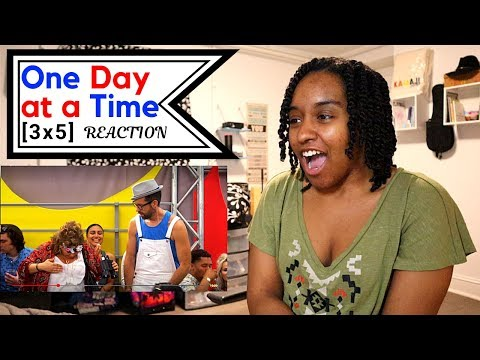 """One Day at a Time Season 3 Episode 5 """"Nip it in the Bud"""" [Reaction]"""