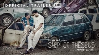 Ship Of Theseus Official Trailer