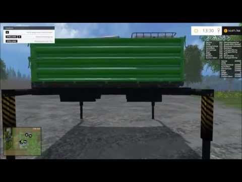 Setting frame seed fertilizers v1.1
