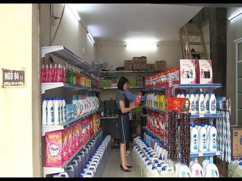 Hệ thống phân phối tiếp sức cho Hàng Việt