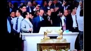 Pregação Pr Marcos Feliciano Nos Gideoes 2014