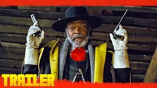 Nonton The Hateful Eight (2016) Tráiler Oficial #2 Subtitulado Film Subtitle Indonesia Streaming Movie Download