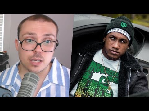 """Hopsin - """"I Don't Want It"""" TRACK REVIEW"""