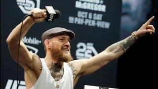 Video Full UFC 229 pre-fight press conference - Khabib v Conor McGregor MP3, 3GP, MP4, WEBM, AVI, FLV Oktober 2018