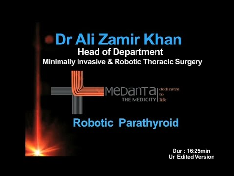 Robotic Parathyroid - Unedited version