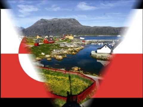 National anthem of Greenland / Hymn Grenlandii / Гимн Гренландии