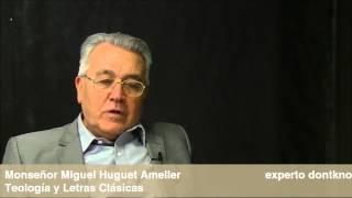 Monseñor Miguel Huguet | ¿Preguntarnos lo que nos hace seres humanos?