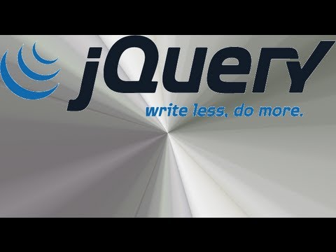 JQuery Basics – Tutorial #1