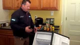 How to Defrost an Under-counter Fridge