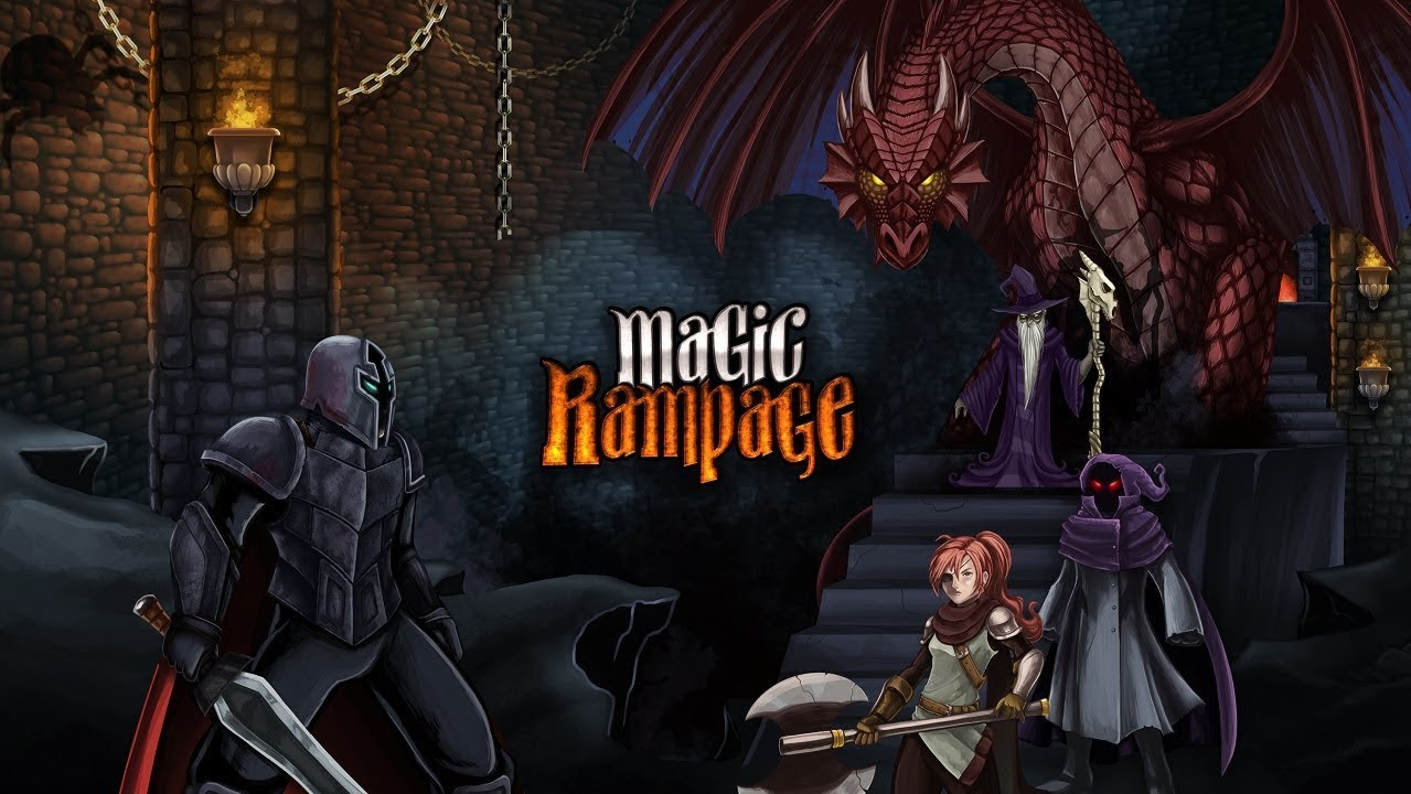 Descargar  Magic Rampage Android GamePlay Trailer (HD) [Game For Kids] MEGA
