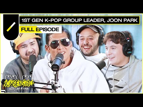 Life of a 1st Generation K-Pop Group Leader with Joon Park (g.o.d) I NONSENSIBLE Ep. #24