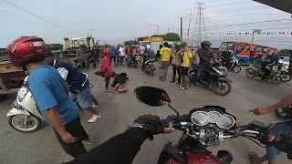 Video Daily Observation #6 Ada Kecelakaan, Vlog Pakai Motor Bokap, Indonesia MP3, 3GP, MP4, WEBM, AVI, FLV Mei 2018