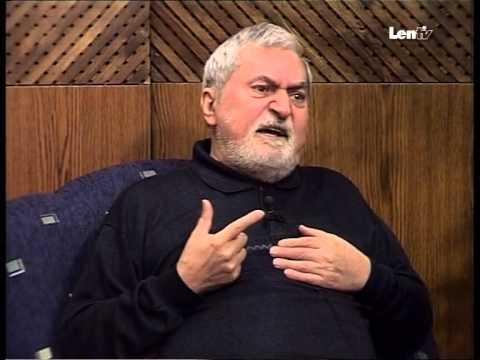 Lenti TV stúdióbeszélgetés Utassy József költővel • 2007