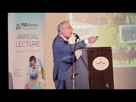 WATCH: The 3rd FSD Kenya annual lecture