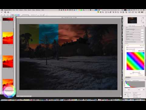 how to adjust white balance in nx2