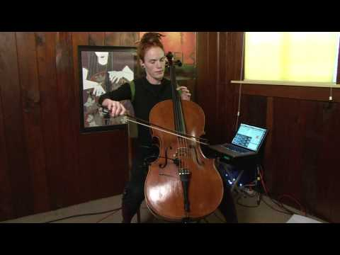 Avant Garde - Avant-garde cellist Zoe Keating demonstrates her intricately layered compositions. Using a computer, some 'janky code', a cello and her imagination, the clas...