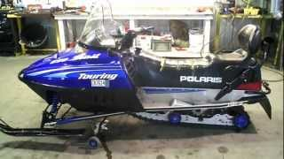 7. LOT 1138A 2000 Polaris 550 Trail Touring Snowmobile