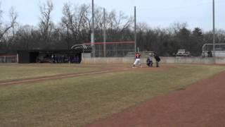 Baker Baseball vs Kansas Wesleyan