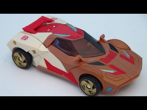 TRANSFORMERS CHROMEDOME COLLECTOR CLUB DELUXE VIDEO TOY REVIEW