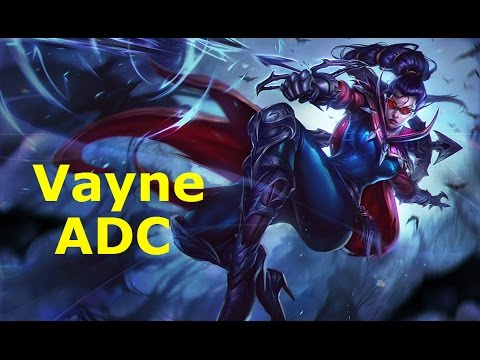 [S4/D1] Vayne ADC, Game W/ Friends!