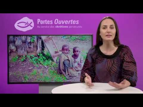 Plein Cadre - CONGO (RDC) : ravages de la MDI contre les chrétiens