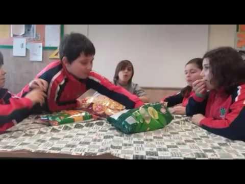 O desperdicio de alimentos