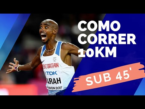 COMO CORRER 10KM SUB 45' MINUTOS | DICAS INFALÍVEIS