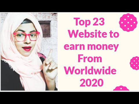 23 Legitimate website to Make an Extra Money | How To Make Passive Income With No Money for Free