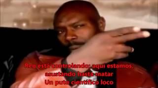 MC Ren - Mad Scientist Subtitulado español (Vídeo oficial) HD