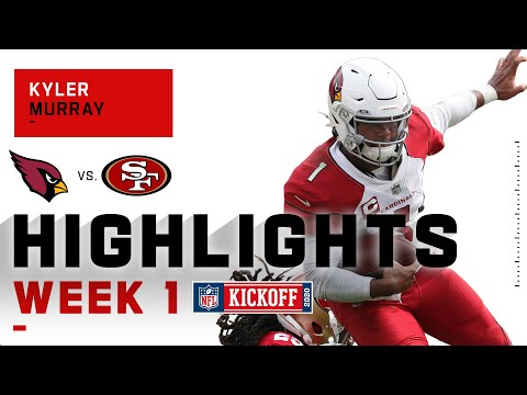 Kyler Murray Does it All in Win Over the 49ers | NFL 2020 Highlights