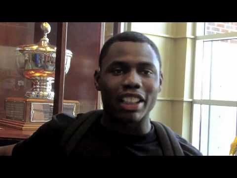 Jermaine Whitehead Interview 6/6/2011 video.