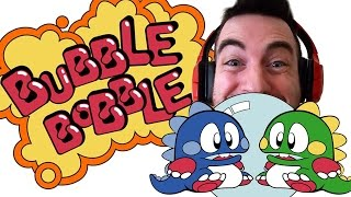 """This is my longest video yet, me and my sister play """"Bubble Bobble"""" on the PS2 with Taito Legends. We were having soo much fun that I forgot to check the timer, should have been 10 mins but turned out much longer, enjoy.As always this is not to be taken serious and just for fun.If you want more information about me or my setup please visitwww.furiousavengergaming.co.uk"""