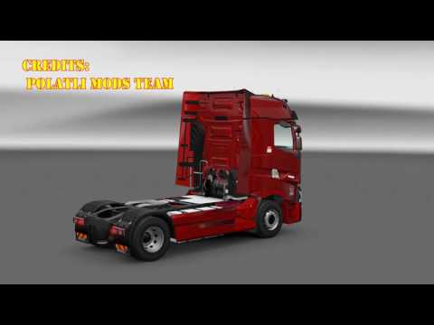 Pack Powerful engines + gearboxes v10.1 for 1.26.x