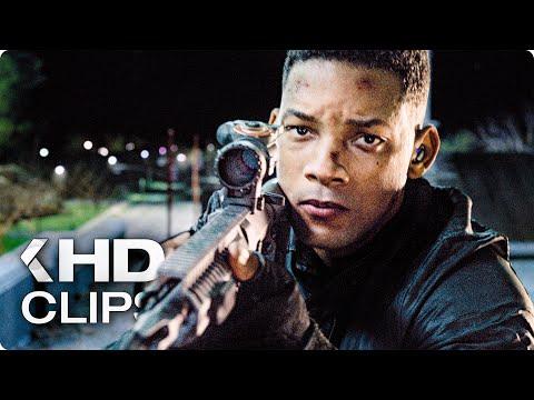 GEMINI MAN All Clips & Trailers (2019)