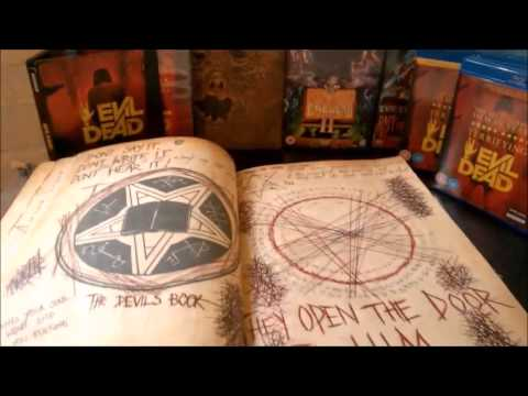 Evil Dead 2013 Book Of The Dead