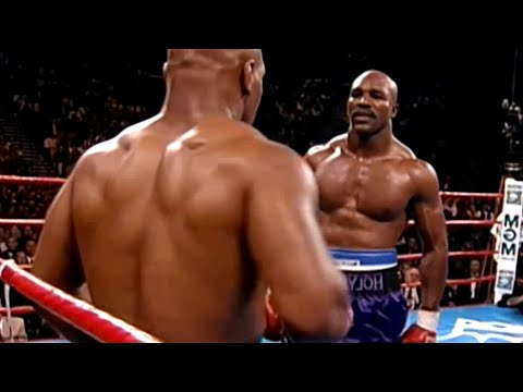 Mike Tyson (USA) vs Evander Holyfield (USA) | KNOCKOUT, BOXING fight, HD