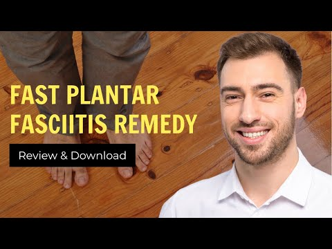 how to treat plantar fasciitis heel pain