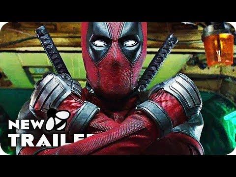 Deadpool 2 Super Duper Group Trailer (2018) Ryan Reynolds Movie