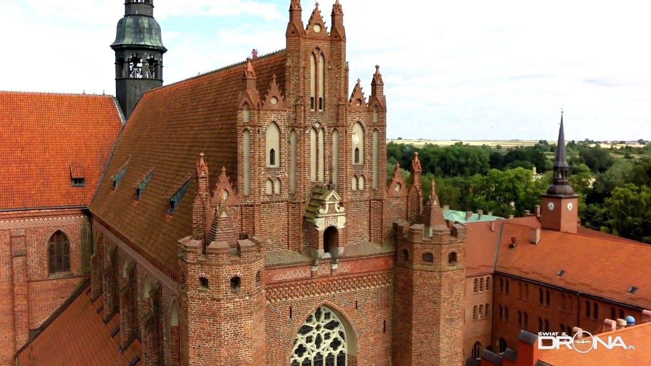 Katedra Wniebowzięcia NMP w Pelplinie – gotycki kościół, pierwotnie świątynia klasztoru Cystersów, od 1824 siedziba miejscowego biskupa. Katedra jest jedną z największych świątyń gotyku ceglanego w Polsce (swego czasu druga w Polsce po kościele mariackim w Gdańsku).