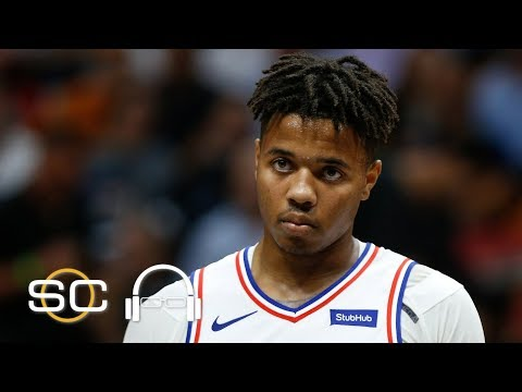 Video: Markelle Fultz is a long-term project for the Magic – Woj | SC with SVP