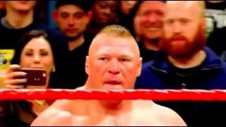 Nonton WWE RAW 9 January 2017 Highlights   WWE RAW 1 9 17 Highlights Goldberg vs Brock Film Subtitle Indonesia Streaming Movie Download