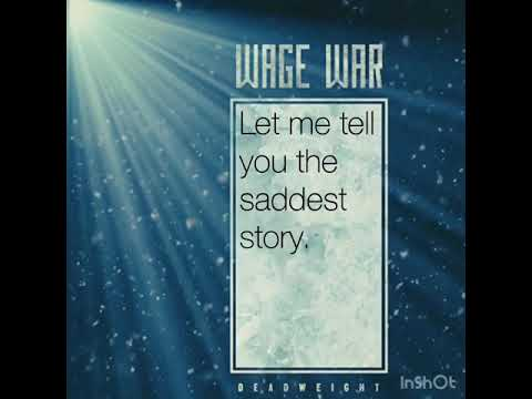 Wage War - Johnny Cash lyrics
