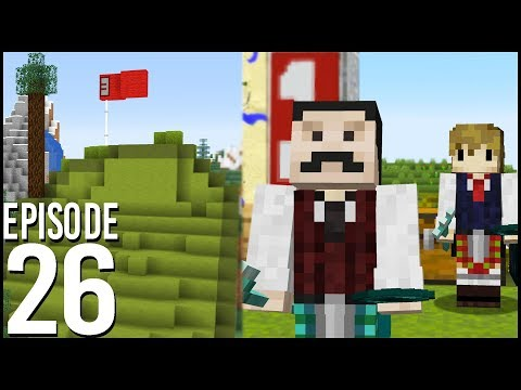 Hermitcraft 6: Episode 26 - GRIAN, ISKALL AND MUMBO GOLF!