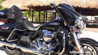9. Used 2014 Harley Davidson Ultra Classic Electra Glide Motorcycles for sale