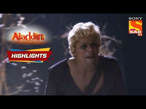Aladdin's Old Man Avatar! | Aladdin | Episode 568 | Highlights