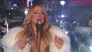 Video [HD] AMAZING MARIAH CAREY NEW YEARS EVE PERFORMANCE 2017 download in MP3, 3GP, MP4, WEBM, AVI, FLV January 2017