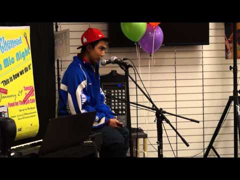 UW Bothell Open Mic Night at Food for Thought